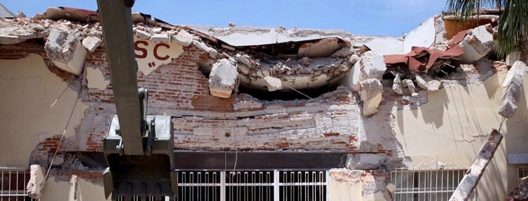 Prevén terminar reconstrucción de escuelas para marzo en Morelos