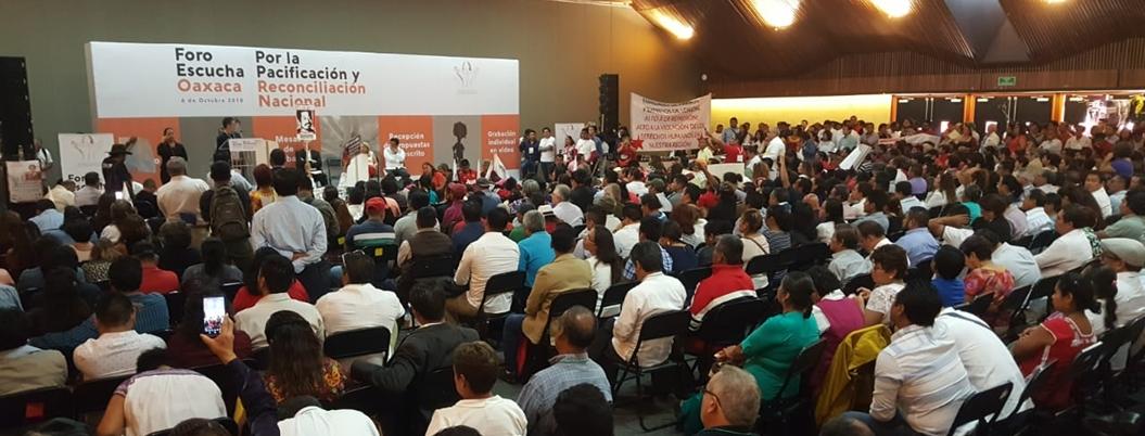 Realizan foro de consulta sobre Pueblos Indígenas en Oaxaca