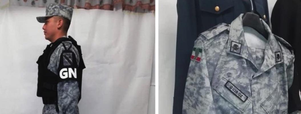 Guardia Nacional está por salir a las calles y tendrá este uniforme