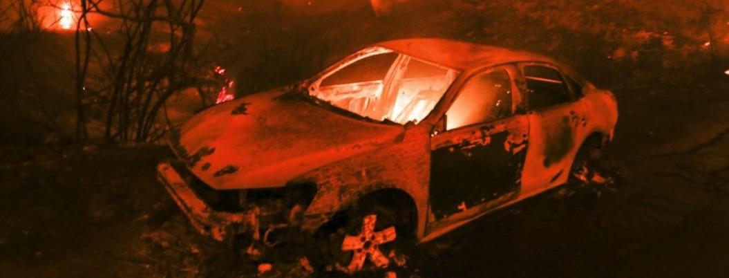 Ascienden a 54 los muertos en gigantesco incendio de California