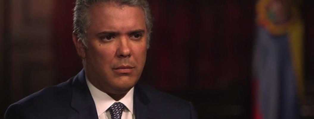 Imagen de Duque se desploma a 100 días de asumir mando de Colombia