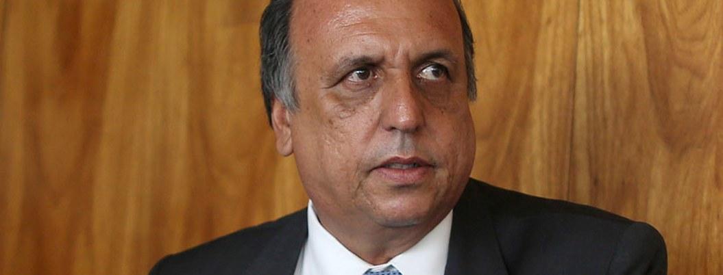Detienen al gobernador de Río de Janeiro por corrupción