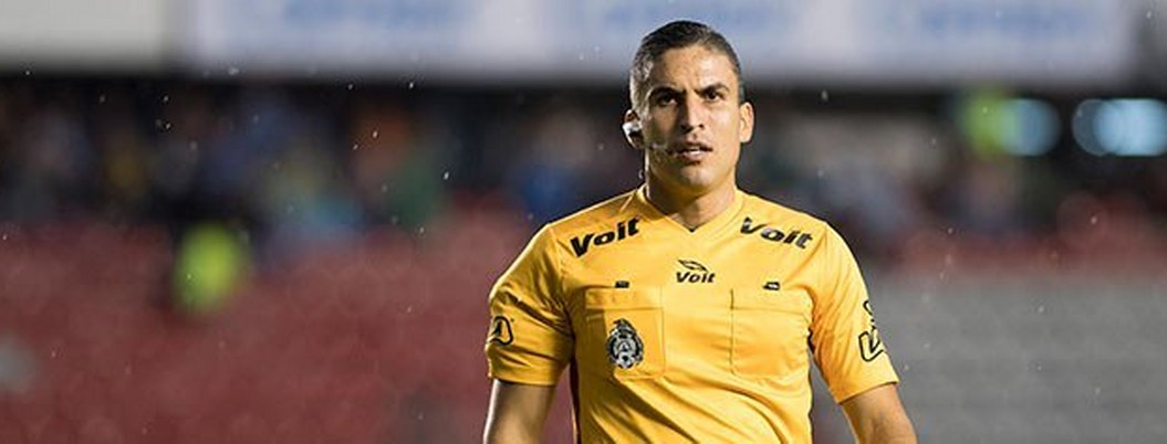 Vargas será el arbitró que dirigirá partido entre Dorados y San Luis