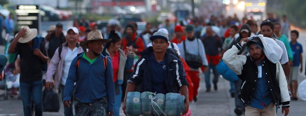 México ha deportado a 11 mil centroamericanos durante último mes