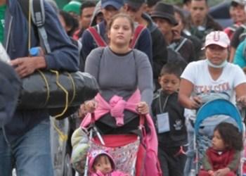 Caravana Migrante deja la CDMX; Querétaro, su próximo destino 4