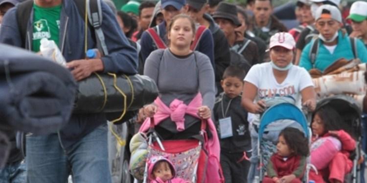 Caravana Migrante deja la CDMX; Querétaro, su próximo destino 1