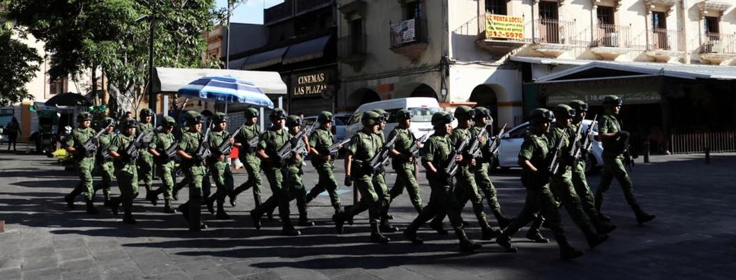 PT apoyará Guardia Nacional sólo si no viola derechos humanos