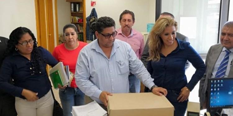 Montes pide juicio contra magistrados por negligencia y salario ilegal 1