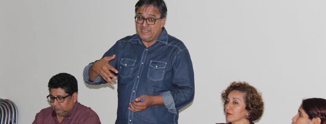 Reiteran que Polevnsky designará a sustituto de Pablo Amílcar