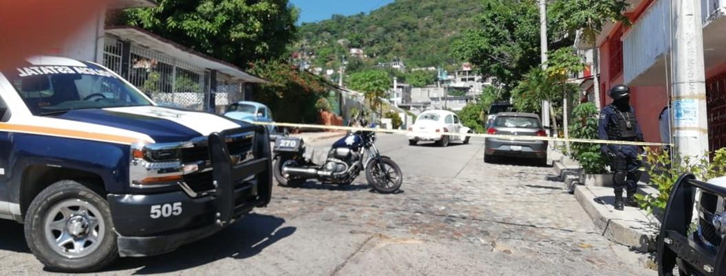 Matan a otro taxista en colonia popular de Acapulco