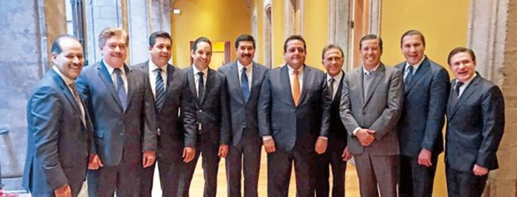 Gobernadores aclaran que no es pleito oponerse a superdelegados de AMLO
