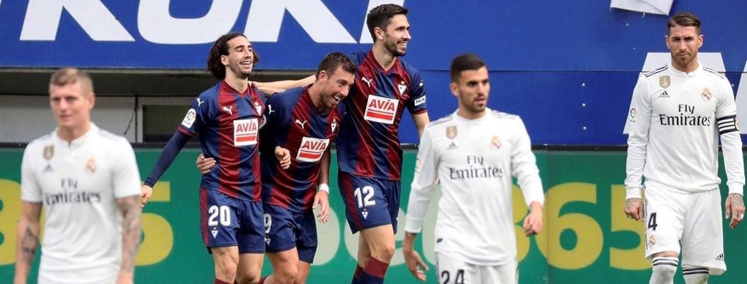Aplastan al Real Madrid de Santiago Solari