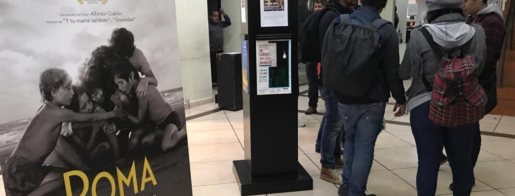 Cancelan proyección de película Roma en Morelos