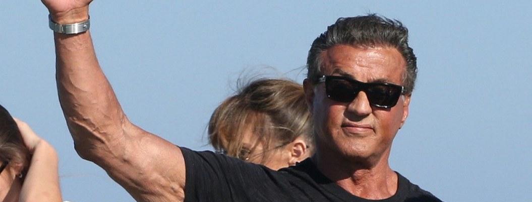 Sylvester Stallone se despide de Rocky Bolboa| VIDEO