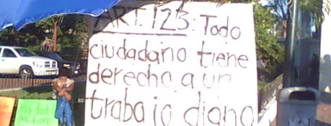 Trabajadores con salarios miserables pagan más impuestos en México