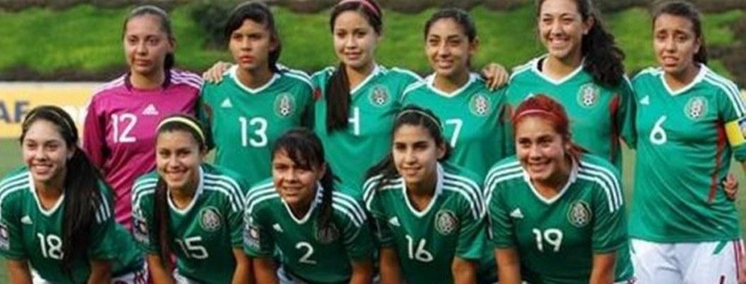 Tri femenil sub 17 va por boleto a final de Mundial Uruguay 2018