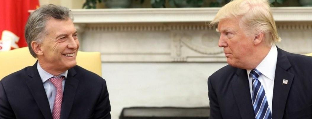 Macri confirma reunión bilateral con Trump en el marco del G20