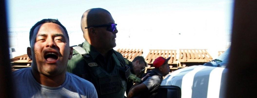 EU arrestó a 42 migrantes centroamericanos que lograron cruzar frontera