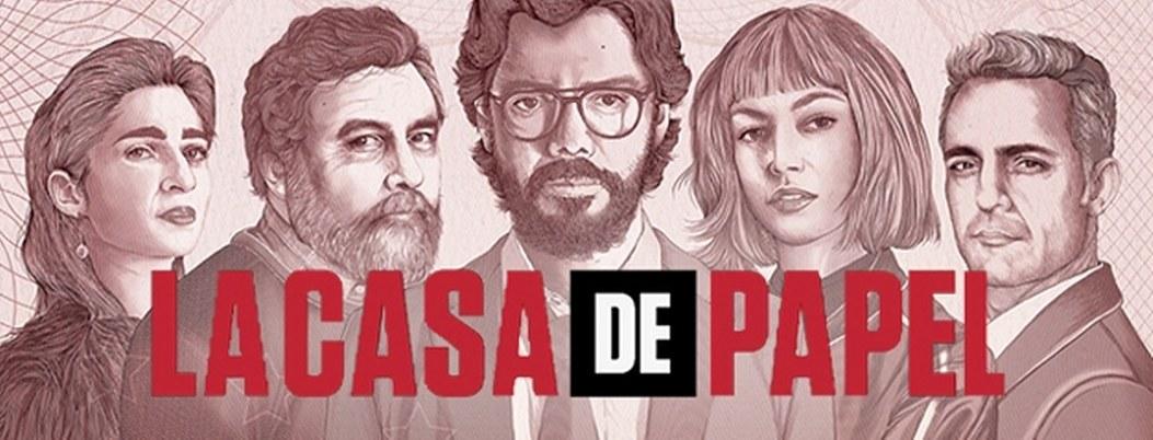 """""""La casa de papel"""" primera serie española en conquistar el Emmy 2018"""
