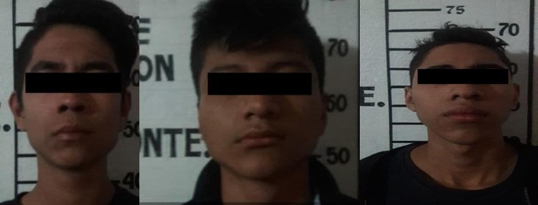 Acusan a cinco sicarios detenidos de asesinar a dos estudiantes en Morelos
