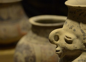 Museo Nacional de Antropología exhibe colección de piezas huastecas 1