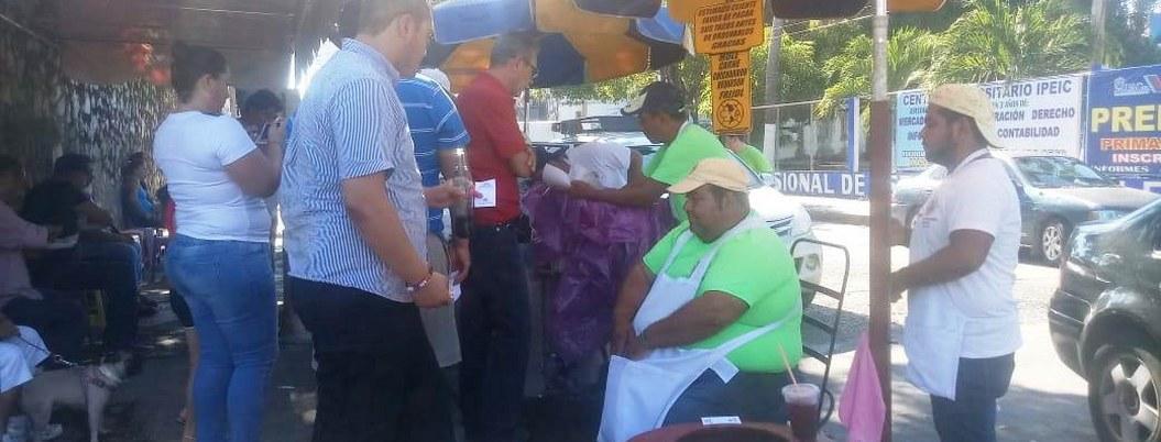 """""""El Güero Americanista"""", los tacos de leyenda en Acapulco"""