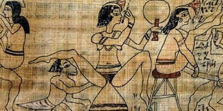 """""""Felatrices"""", mujeres egipcias dedicadas al sexo oral 1"""