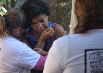 Madres inician búsqueda de desaparecidos en fosas de Veracruz 1