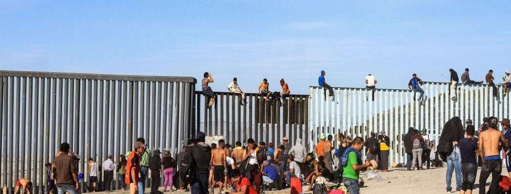 Hemos detectado a 100 delincuentes en caravana migrante: EU