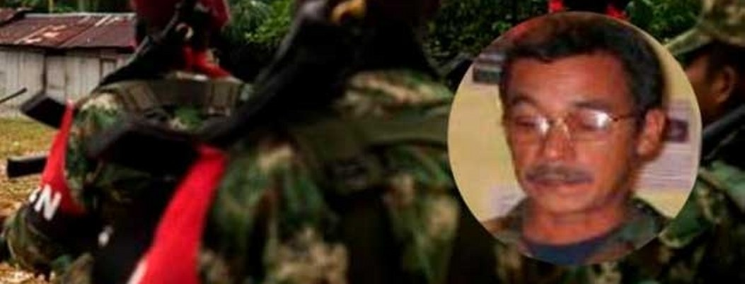 Muere jefe del rebelde ELN en operativo militar en Colombia