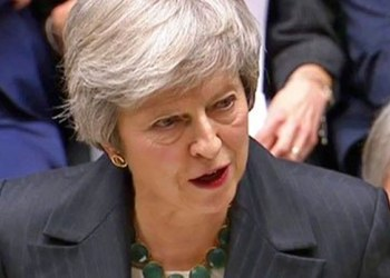 Candidatos potenciales a reemplazar a Theresa May 3