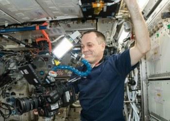 NASA comparte primer video en 8k sobre la vida en estación espacial 3