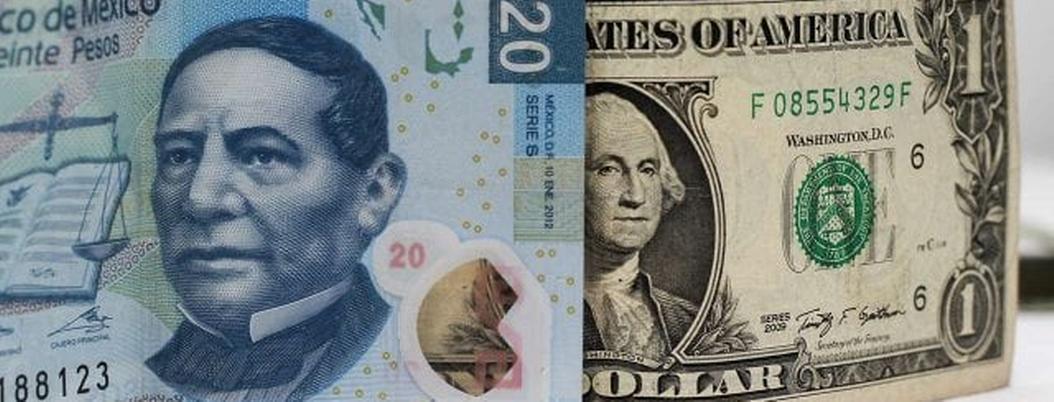 Dólar supera barrera de los 20 pesos por la tensiones entre EU y China