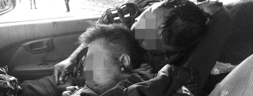 Matan a policías municipales de Zitlala; entre ellos a director de SSP