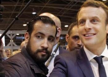 Investigan por abuso de confianza a guardaespaldas de Macron 3