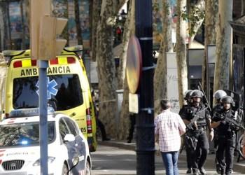Barcelona en alerta por riesgo de atentado en Navidad 2