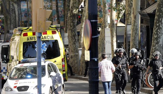 Barcelona en alerta por riesgo de atentado en Navidad 1