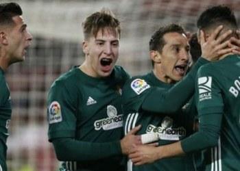 Betis se enfrentará a Santander sin Guardado en la Copa Rey 2