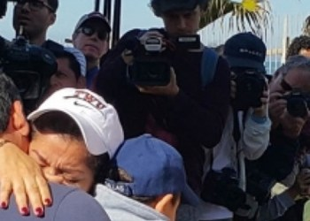 Matan a dos menores de Caravana Migrante en Tijuana 6