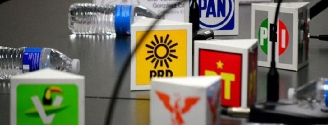 Presupuesto a partidos con EPN: ¿hay diferencia con la 4T?