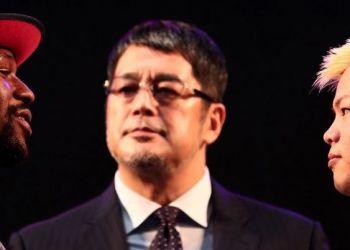 (VIDEO) Noquea Mayweather Jr a Nasukawa en menos de 3 minutos 3