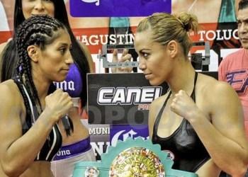 Ellas son las 14 campeonas mundiales de boxeo mexicanas 4