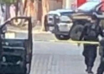 Comando armado ataca a policías de Jalisco para liberar a detenido 5