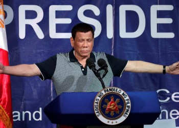 Polémico presidente filipino relata agresión a empleada doméstica 1