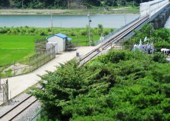 Anuncian tren y carretera para unir las dos Coreas 10