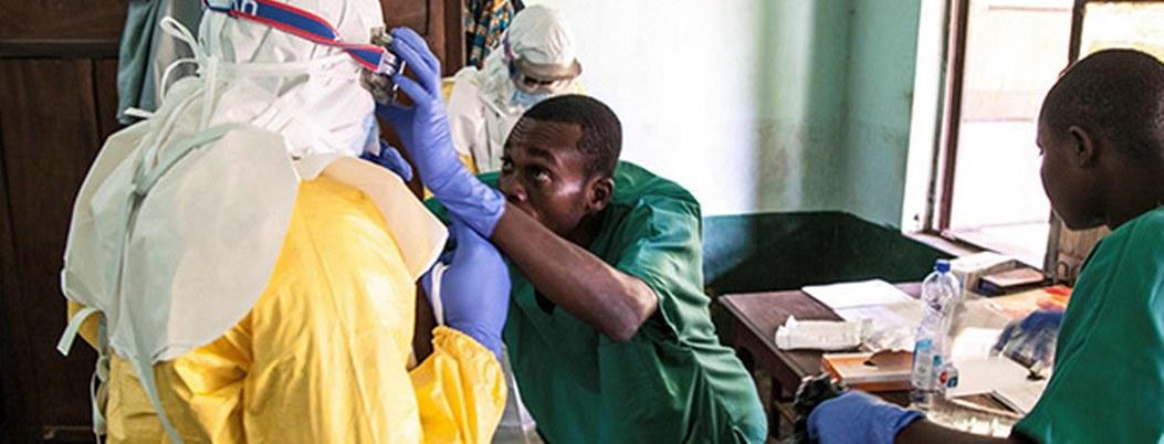 Récord de casos de ébola en un día en República Democrática del Congo
