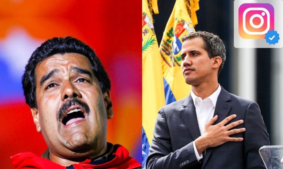 Facebook e Instagram niegan retiro de verificación a cuentas de Nicolás Maduro