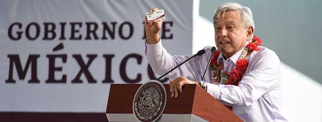 """AMLO califica de """"cochinero"""" el estado en que Peña dejó el país"""