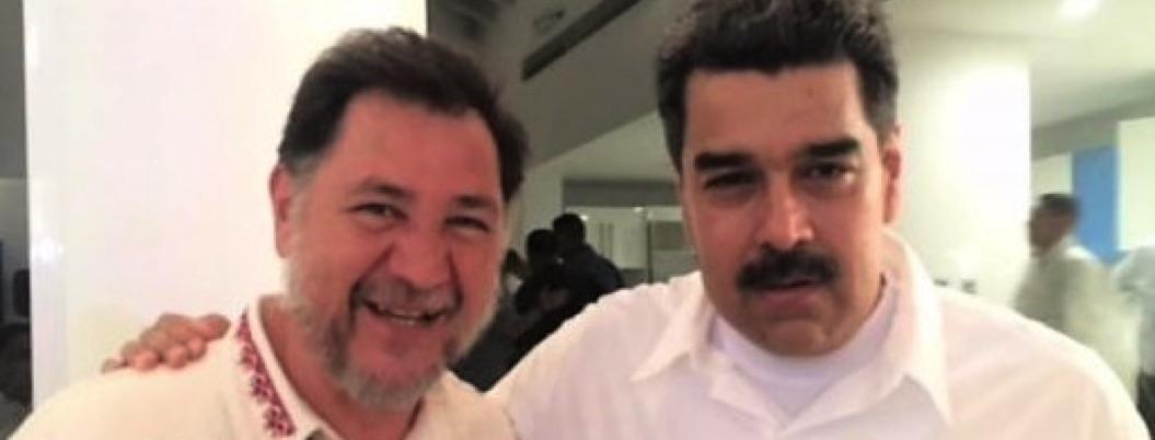 Fernández Noroña asistirá a investidura de Nicolás Maduro