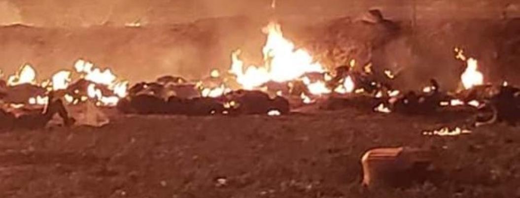 Suman 66 muertos y 76 heridos por explosión de ducto en Hidalgo